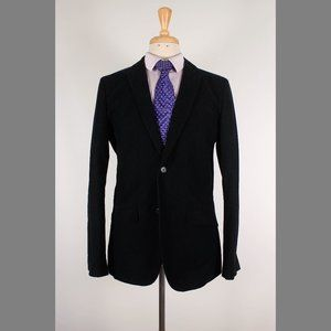 Armani Exchange 40R Gray Sport Coat B866